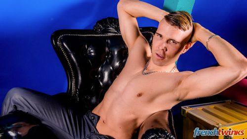 Acteur porno gay Jordan Fox 10