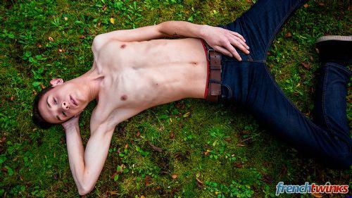 Gay Twink Porn Model Jules 1