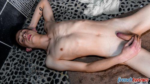Gay Twink Porn Model Jules 10