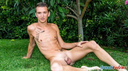 Gay Twink Porn Model Justin 4