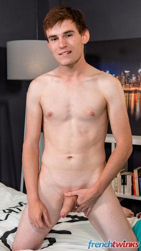 Gay Twink Porn Model Lucas Bouvier 11