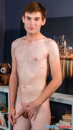 Gay Twink Porn Model Lucas Bouvier 13