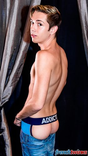 Acteur porno gay Luke Allen 1