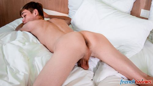 Gay Twink Porn Model Nicolas Douglass 7