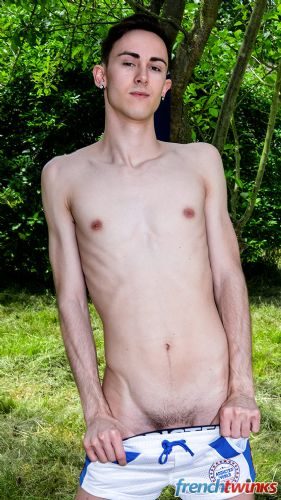 Gay Twink Porn Model Paul Delay 1