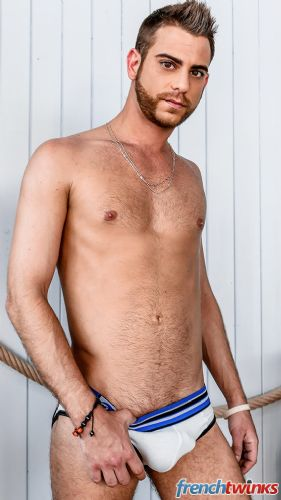 Acteur porno gay Romain 2