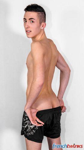 Gay Twink Porn Model Ryan Marchal 7