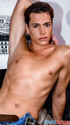 Gay Twink Porn Model Sacha 2
