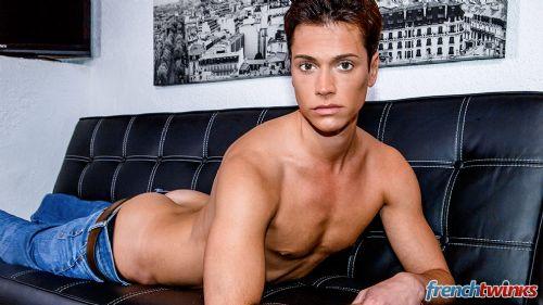 Gay Twink Porn Model Sacha 3