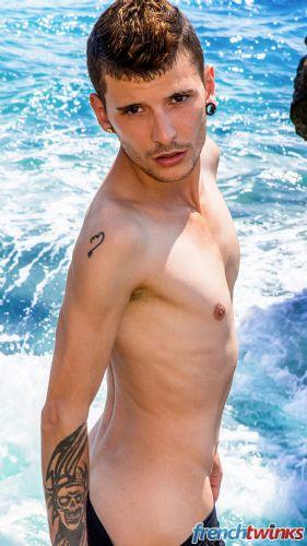 Acteur porno gay Samuel 20