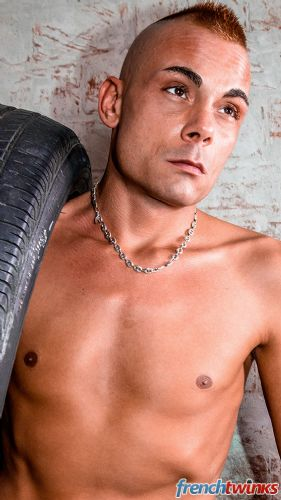 Acteur porno gay Steph Killer 10