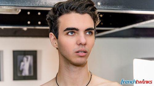 Gay Twink Porn Model Thomas Leconte 2