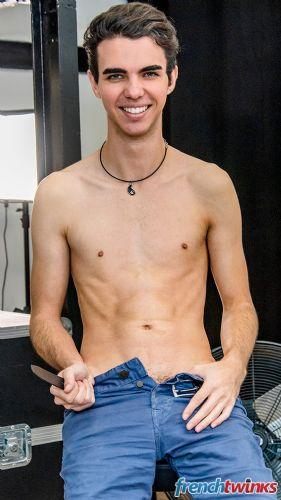 Gay Twink Porn Model Thomas Leconte 4