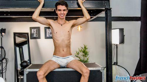 Acteur porno gay Thomas Leconte 7