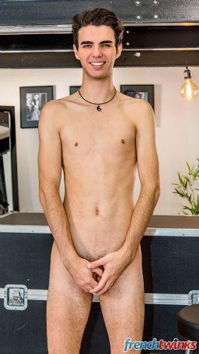 Gay Twink Porn Model Thomas Leconte 11