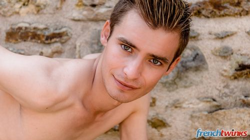 Gay Twink Porn Model Timothé Besse 2
