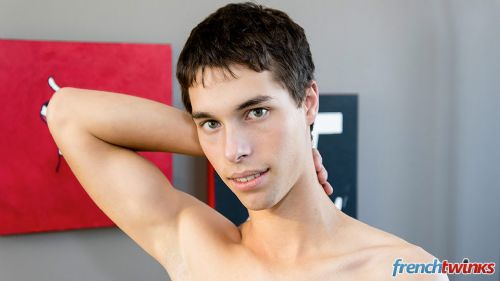 Gay Twink Porn Model Timy Detours 3