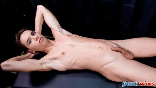 Acteur porno gay William Lefort 11