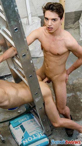 Gay Twink Porn Model William Lefort 15