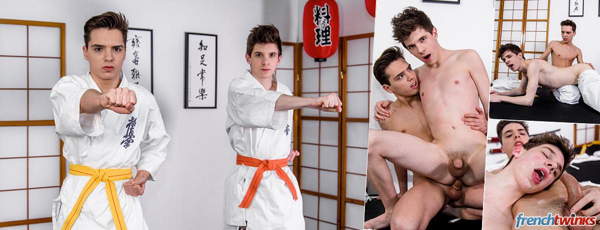 Karate Twinks