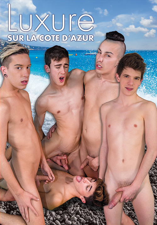 Luxure sur la Côte d'Azur