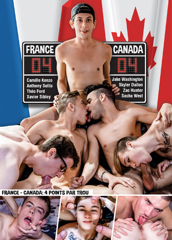 France VS Canada 4 points par trou