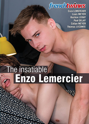 The Insatiable Enzo Lemercier