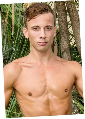 Acteur porno gay Baptiste Garcia