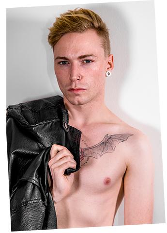 Gay Twink Porn Model Clément