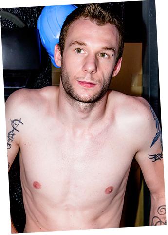 Gay Twink Porn Model Guillaume Wayne
