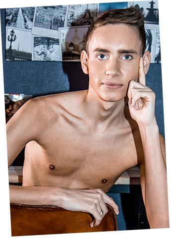 Acteur porno gay Jonathan Fabre