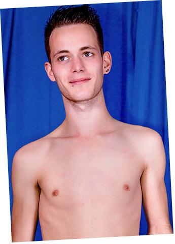 Gay Twink Porn Model Matthieu