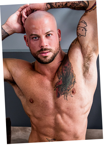 Acteur porno gay Sean Duran
