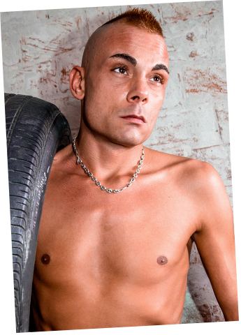 Acteur porno gay Steph Killer