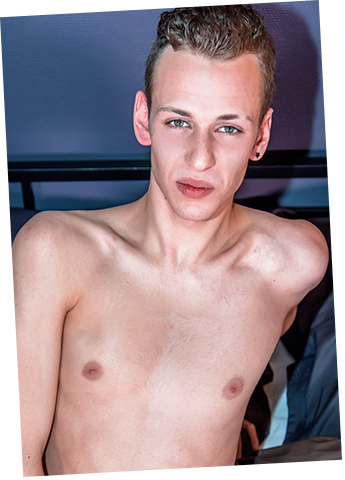 Gay Twink Porn Model Vincent Tyle