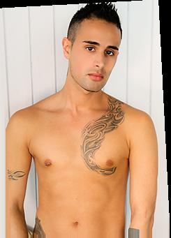 French gayporn actor Eddy