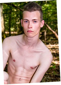 Gay Twink Porn Model Jeremy Martin