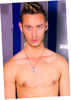 French gayporn actor Nathan