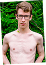 Gay Twink Porn Model Sacha-West
