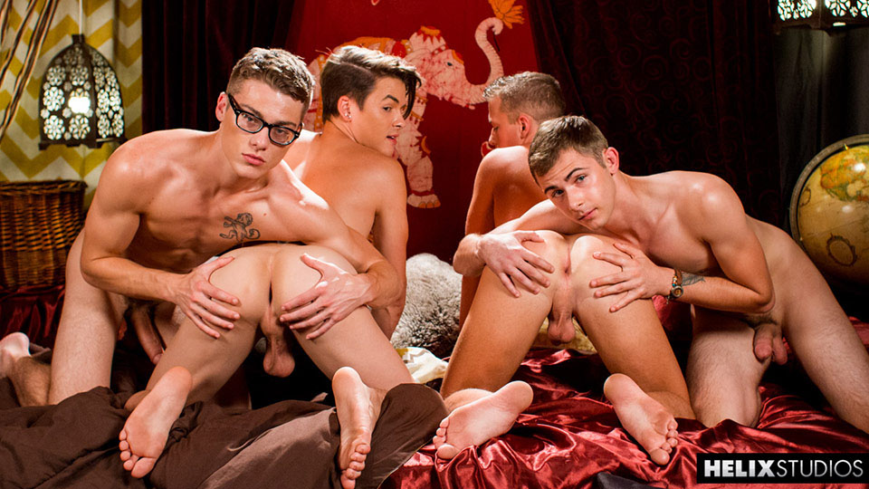 Orgy Dream by HelixStudios