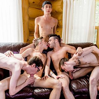 Threesome & Orgies