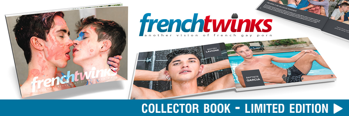 Collector Book French Twinks